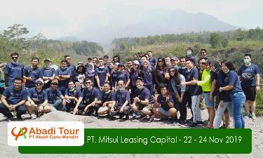PT MITSUI LEASING CAPITAL INDONESIA